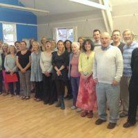 Choir July 2014